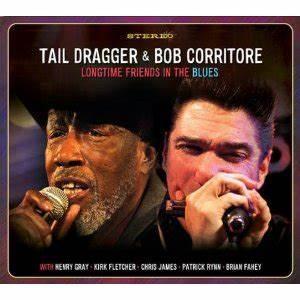 Bluebeat Music : Taildragger & Bob Corritore- Longtime ...