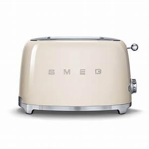 Smeg Toaster Creme : smeg tsf01 2 slice toaster cream leekes ~ A.2002-acura-tl-radio.info Haus und Dekorationen