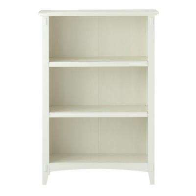 White Office Bookcase by White Bookcases Home Office Furniture The Home Depot