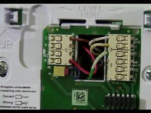 4 Wire To 5 Wire Thermostat