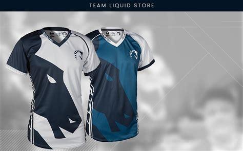 esports jersey 2017 liquid jersey available now team liquid