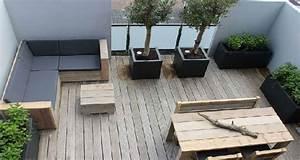 Decoration Terrasse En Bois : du bois pour 6 terrasses au charme fou d co cool ~ Melissatoandfro.com Idées de Décoration