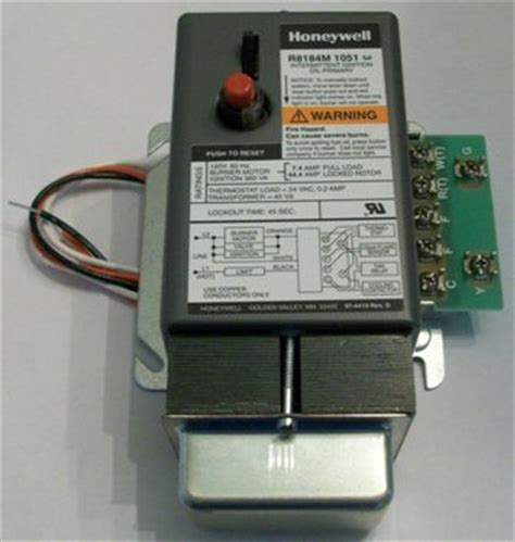 honeywell rm  primary  air conditioning connection
