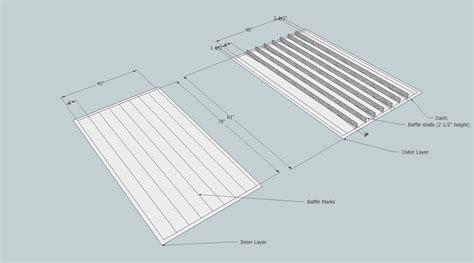 Bridge Hammock Pattern by Diy Hammock Dimensions Diy Hammock