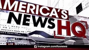 FOX News America's News HQ Graphics and Music 2014 - YouTube