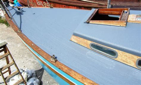 Boat Paint Lines by Line X Marine Coatings Line X Uk