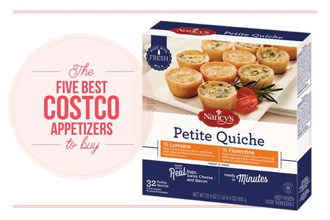 costco appetizers  buy    skip