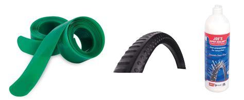chambre à air dans pneu tubeless comment éviter les crevaisons vélo