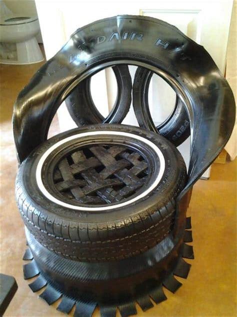 unique  easy ways  recycle  tires