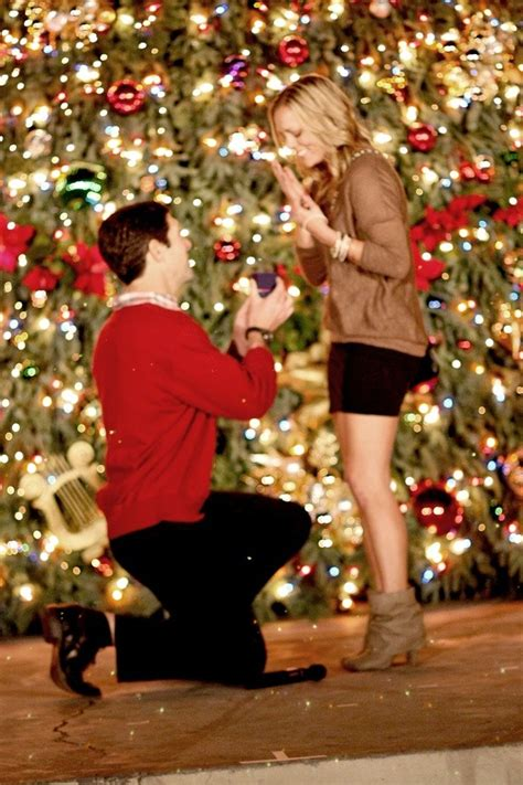 100 christmas marriage proposal ideas that are truly