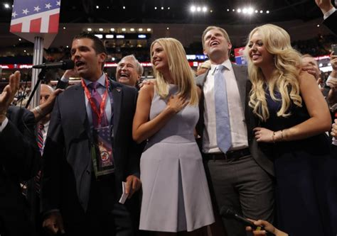 trump children president clearance elect team looking security secret