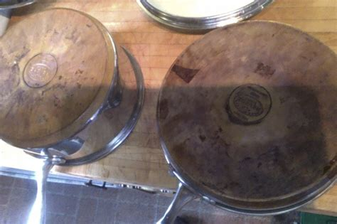 identifying  revere ware cookware revere ware parts