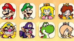 Mario Party The Top 100 All Characters YouTube