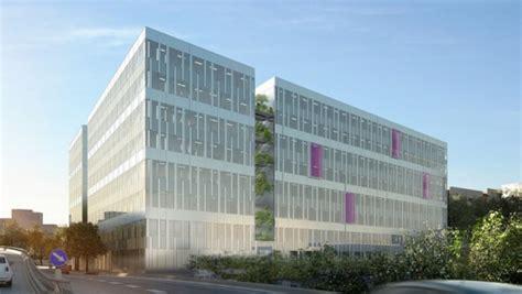 manpower nanterre siege 21 000 m de bureaux à nanterre université construction