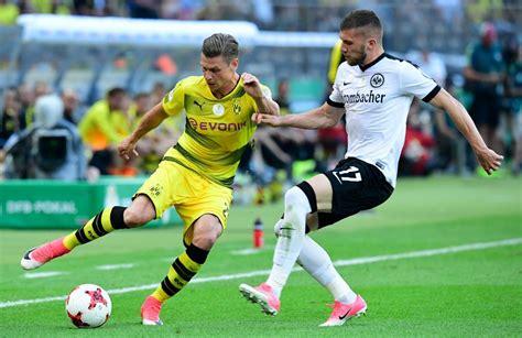 Die partie wird um 15.30 uhr in dortmund angepfiffen. Frankfurt gegen Dortmund: Die Eintracht fordert den ...