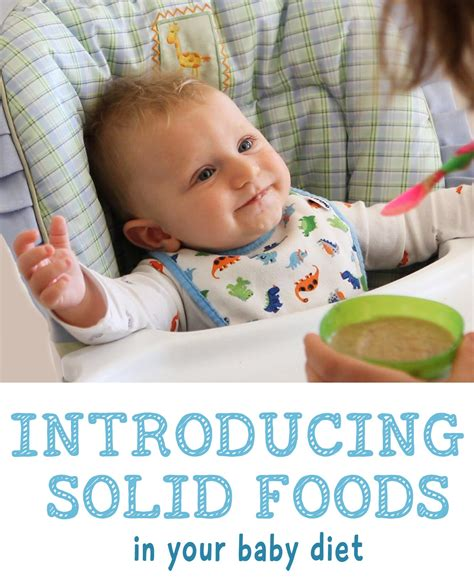 Introducing Solid Foods First Foods Buona Pappa