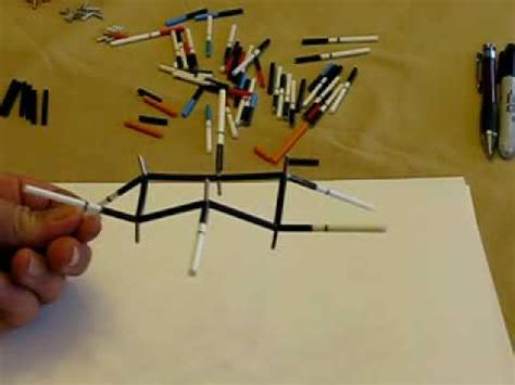 Cyclohexane Chair Conformation Model Kit by Organic Chemistry Molecular Models Part Iii