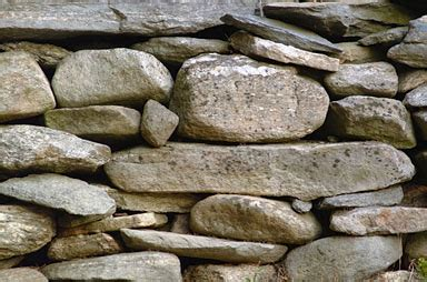 Painet Licensed Rights Stock Photo Of Stone Rock Wall Rocks Stones New England