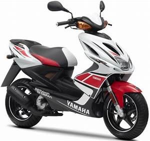 Moped 50ccm Yamaha : yamaha aerox scooter motogp style edition motorcycles ~ Jslefanu.com Haus und Dekorationen