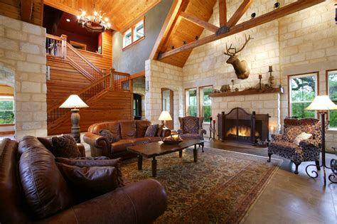country home interior pictures decorating your hill country home brushy topbrushy top