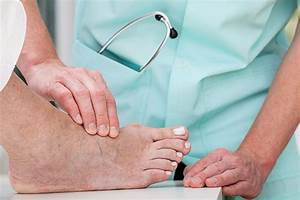 Simple Diabetes Foot Exam For Aging Adults