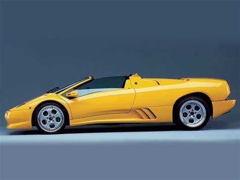 Lamborghini Wallpapers 1996 Lamborghini Diablo Roadster