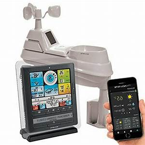 5 In 1 Home Weather Station Wireless Sensor