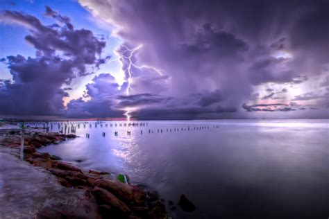 spring thunderstorm wallpaper  wallpapersafari