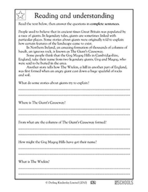 Free printable 3rd grade writing Worksheets, word lists