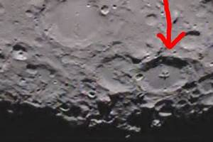 The Jawa Report: Moon Conspiracy: Photos Show Airplane on ...