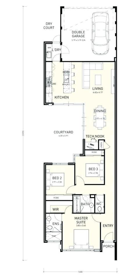 rear entry garage house plans rear entry garage house
