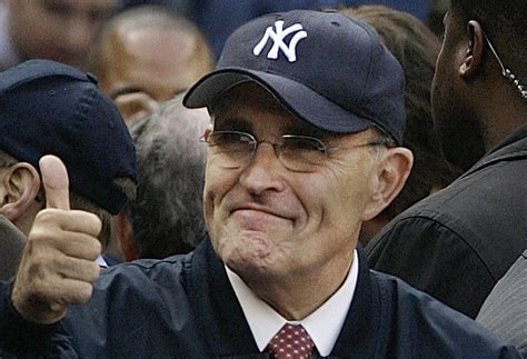Rudy giuliani worked as a private attorney and with the u.s. Why ex-New York City Mayor Rudy Giuliani believes the Yankees can win the World Series - nj.com