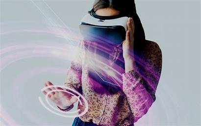 Virtual Reality Shutterstock Woman Glasses Vr Investment