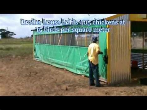 small chicken house paid   government grant youtube