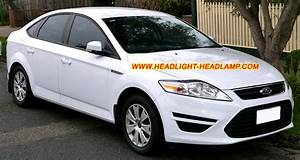 Ford Mondeo Mk4 Halogen Standard Headlamp Upgrade Bi