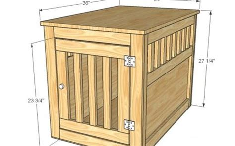 farm style wooden dog kennel woodwork city  woodworking plans