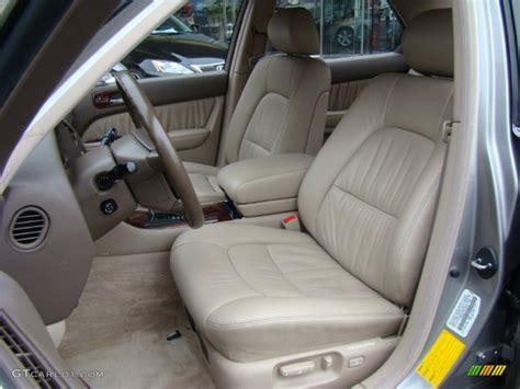 lexus ls400 interior beige interior 1997 lexus ls 400 photo 41302060