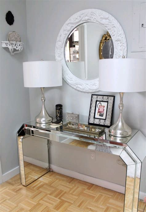 foyer tables ideas 5 beautiful entrance halls with a mirror