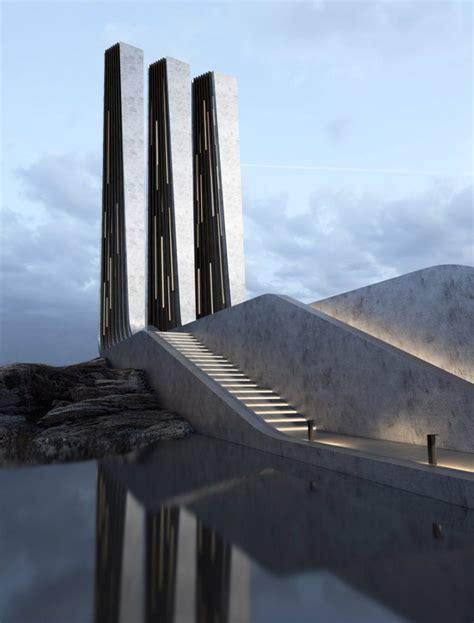 Striking Architectural Concepts By Roman Vlasov Roman