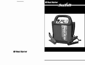 West Marine Jumpstart 400 Mk2 Remote Starter Owner U0026 39 S