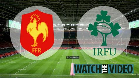 France vs Ireland Free live stream, TV channel and kick ...