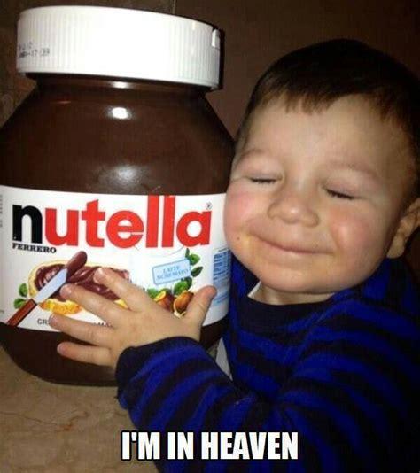 nutella kid im  heaven buz