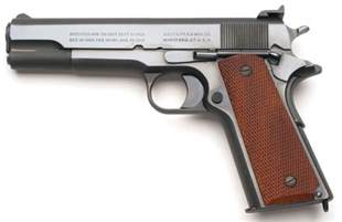 Colt 45 Government Model