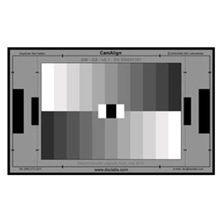 dsc labs grayscale standard camalign chip chart