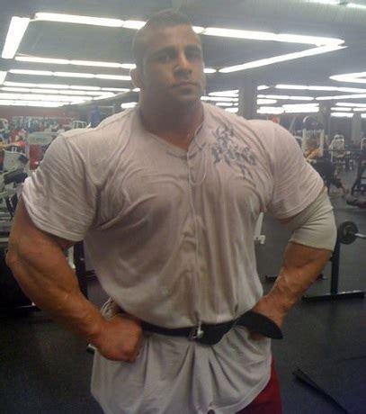 massive bodybuilders   wear normal clothes