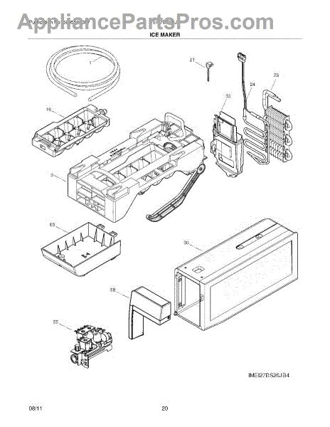 Frigidaire Housing Appliancepartspros