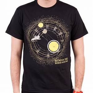 "Between The Buried And Me ""Asteroid"" T-Shirt - IndieMerchstore"