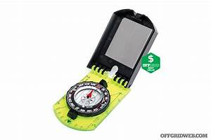 Point The Way  Survival Compass Buyer U0026 39 S Guide