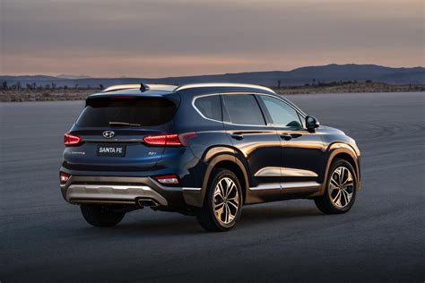 2019 Hyundai Santa Fe Crosses The Ocean For Nyias, Gets