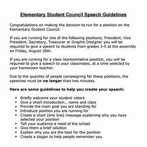 Good Ideas For Student Council Essays